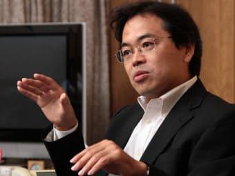 内藤正光・前総務副大臣(写真:新関雅士)