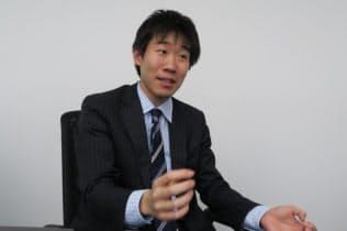 リクルートキャリア人事部・新卒採用グループの菱川貴仁マネジャー