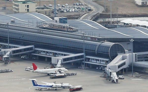仙台空港は国が進める民間へのインフラ運営権売却の先行事例
