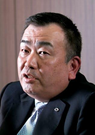 インタビューで本音をのぞかせたヤマト運輸の長尾裕社長(写真:的野弘路)