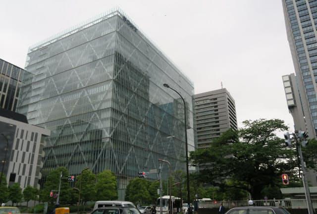 ソニーの本社(東京都港区)