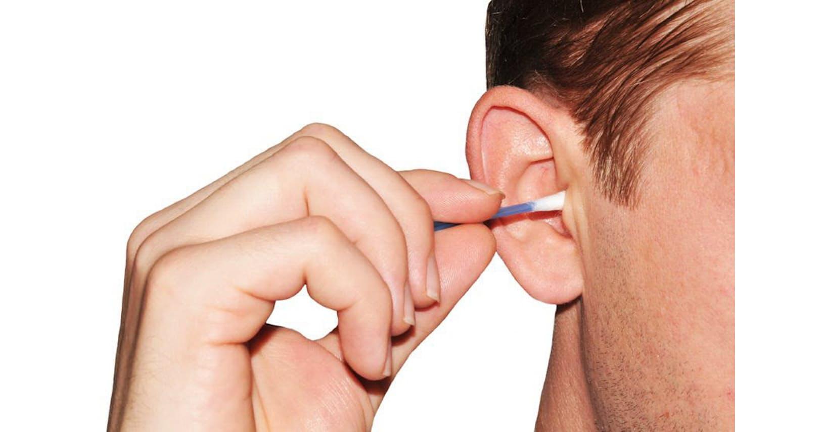 耳垢 栓塞 除去