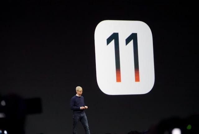 WWDCでは、今秋にリリースされる「iOS 11」をはじめ多数の新機能・新製品が発表された