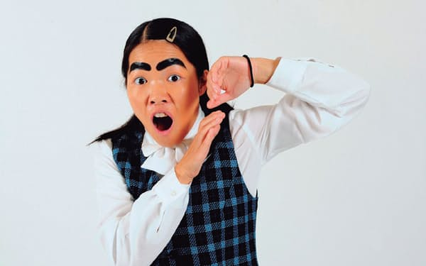 テレビ東京系『ハケンOLは見た!』月曜24時12分~)ではイモトアヤコが、実際に潜入先の企業で実作業を体験
