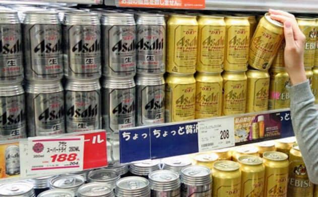 アサヒ、豪ビール最大手を買収 1.2兆円で基本合意
