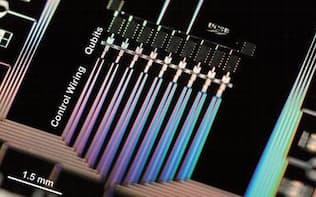 グーグルの9量子ビットの試作機