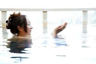 和歌山県・白浜温泉(塩化物泉)