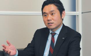 全日本空輸(ANA)の林剛史業務プロセス改革室イノベーション推進部業務イノベーションチームマネジャー