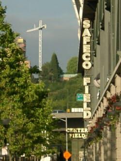 イチロー選手も長らく在籍した、シアトル・マリナーズの本拠地セーフコ・フィールド