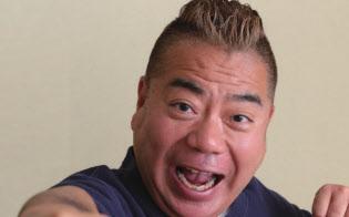 タレント、マセキ芸能社所属。1985年にデビューし、現在は「出川哲朗の充電させてもらえませんか?」(テレビ東京)、「世界の果てまでイッテQ!」(日本テレビ)、「アッコにおまかせ!」(TBS)などに出演する。64年2月生まれ、53歳。(写真:稲垣純也)