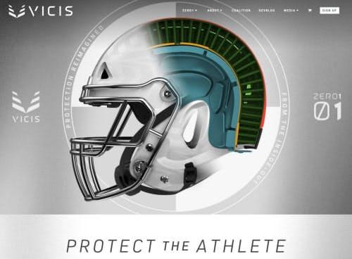 VICISのWebページ(図:VICIS)