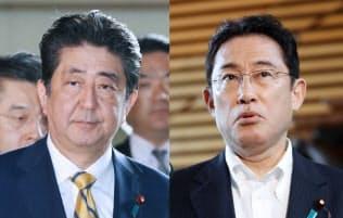安倍首相は岸田氏を政調会長に起用。派閥の領袖として自派の閣僚ポストを増やしたい岸田の希望をかなえた。