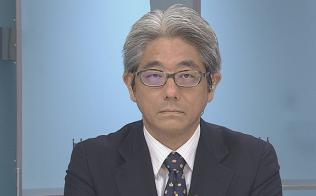 石塚由紀夫・編集委員(8月23日放送)