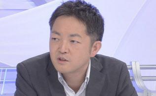 奥平和行編集委員(9月18日放送)