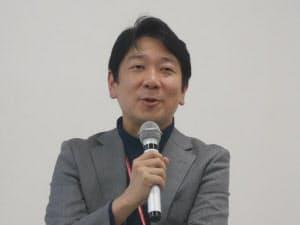 トヨタ自動車の佐々木英彦e-TOYOTA部担当部長