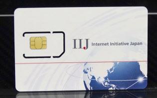 フルMVNOに対応すれば、IIJで独自のSIMカードを発行できるようになる