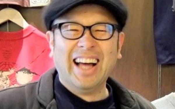 1963年東京都墨田区生まれ。国産Tシャツメーカー久米繊維工業の3代目(現相談役)。ICTと英語活用で起業を目指すiU情報経営イノベーション専門職大学教授。多摩大学客員教授。明治大学講師。