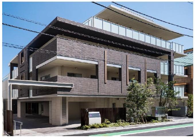 介護付き有料老人ホーム 東京