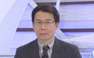 大林尚上級論説委員(11月20日放送)