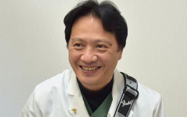 新浪博士・東京女子医科大学教授