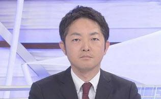 奥平和行編集委員(11月28日放送)