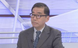 田中陽編集委員(12月6日放送)