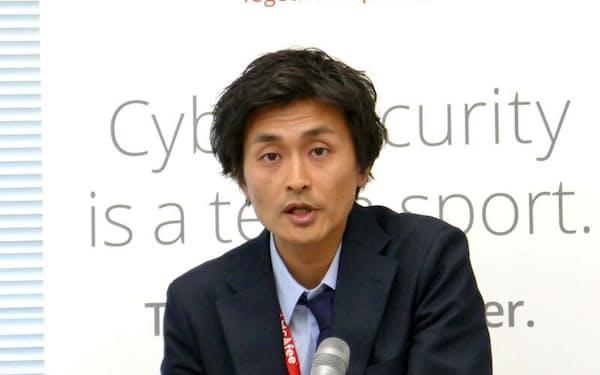 マカフィーの櫻井秀光セールスエンジニアリング本部長