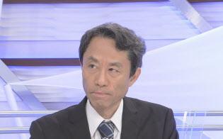 安藤淳論説委員(12月11日放送)