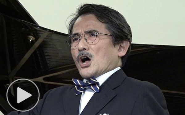 リンボウ先生 日本とイギリスの旅情を歌う