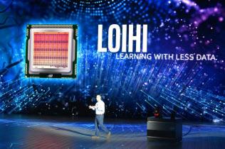 CESの基調講演でインテルは新しいAIチップ「ロイヒ」を発表した