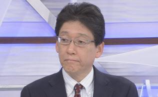 清水真人編集委員(1月8日放送)