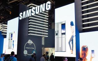 韓国サムスン電子はスマホ用のAIを冷蔵庫にも展開する