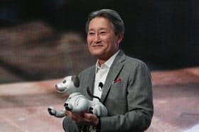 平井一夫前社長の役員報酬はソニーとして過去最高だった