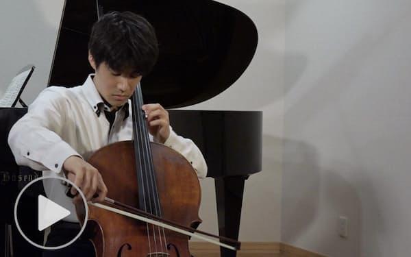 チェリスト伊藤悠貴 世界トップの演奏術
