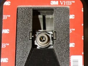 検出器のカメラ部分
