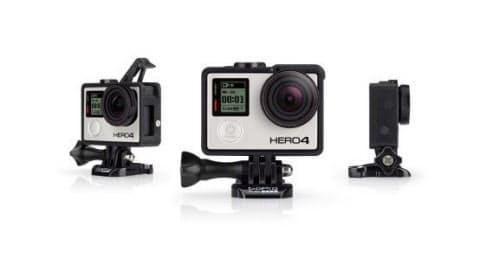 ゴープロの「ヒーロー」。アクションカメラの市場を確立した