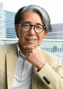 高田賢三氏
