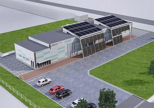 地域エネルギーセンターのイメージ(出所:12者共同発表より)