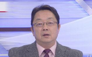 坂口氏(3月6日放送)