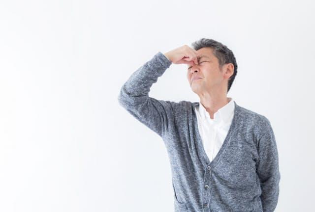 視神経の損傷が進むと緑内障になる可能性がある(写真はイメージ=PIXTA)