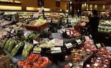 デジタル活用でリアル店舗の販促が変わる(都内のライフの売り場)