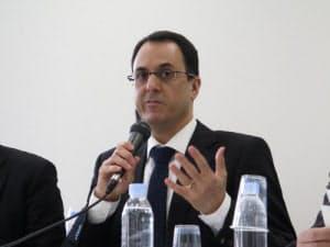 著作権協会国際連合(CISAC)のガディ・オロン事務局長