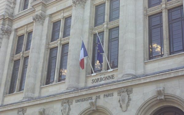 五月革命の舞台となったパリ大学=PIXTA