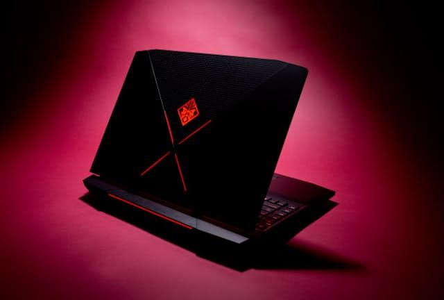 ビジネスパソコンで知られる日本HPがゲーミングPCを手掛ける理由は?(写真は「OMEN X by HP 17」)