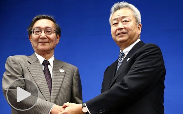NTT、脱「内向き」へ 国際畑エース社長登板