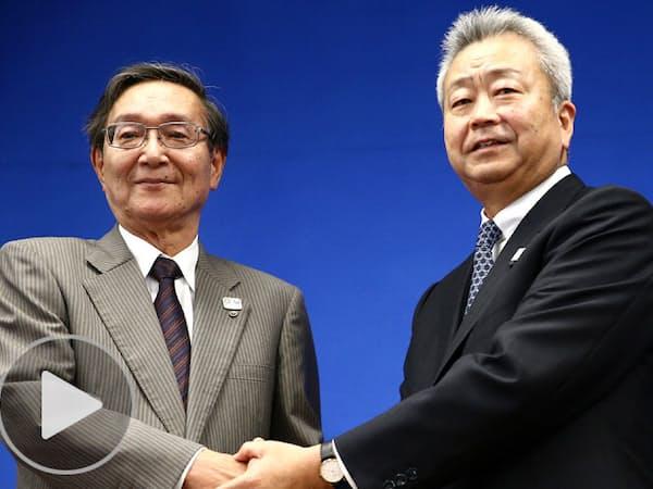 NTT新トップ 脱国内へ「誠実さでかじ取り」