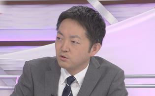 奥平編集委員(5月14日出演)