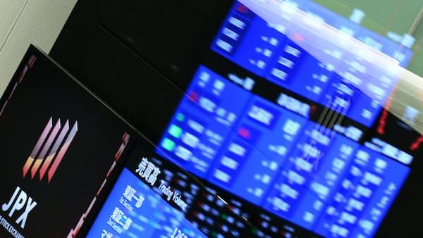 東証前引け 小幅続伸、値がさ株が押し上げ 配当落ち分を埋める