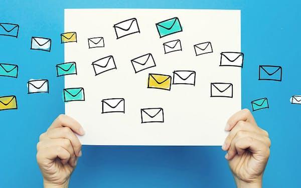 仕事が速くなって評価されるメールの書き方を教えます(写真はイメージ=PIXTA)