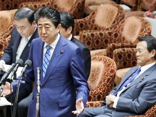 11日の衆院予算委で安倍首相は北朝鮮への「経済協力」に触れた